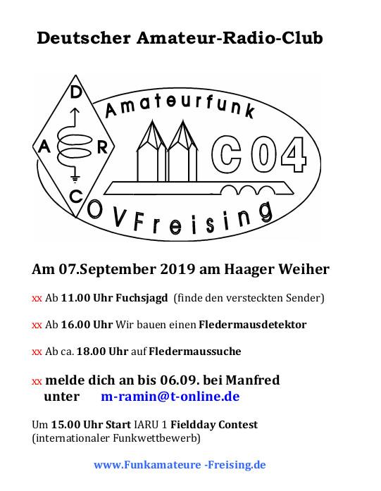Ortsverband Freising Darc Cø4